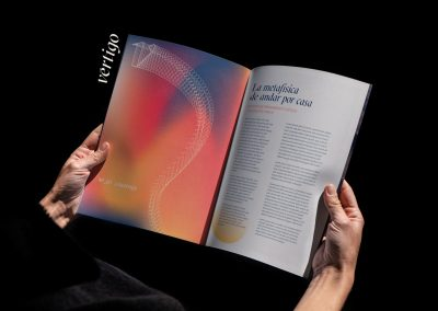 Vértigo Magazine